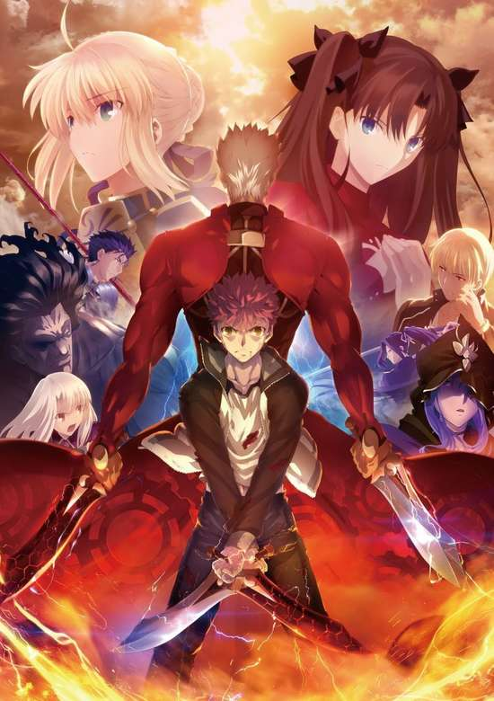 Fate/stay night: Unlimited Blade Works (TV) 2nd Season