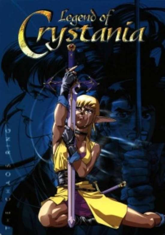 Legend of Crystania Movie
