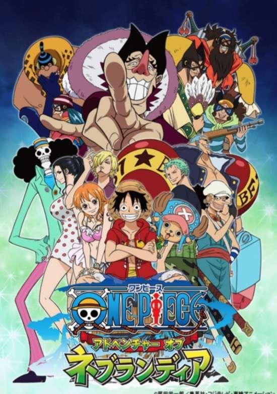 One Piece: Adventure of Nebulandia