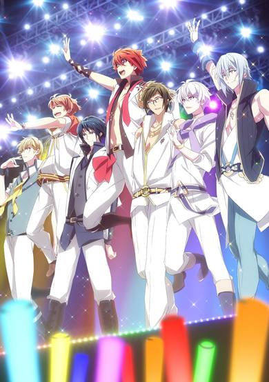 IDOLiSH7: Second Beat! انمي