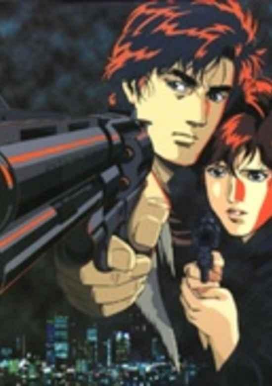 City Hunter Death of Evil Ryo Saeba