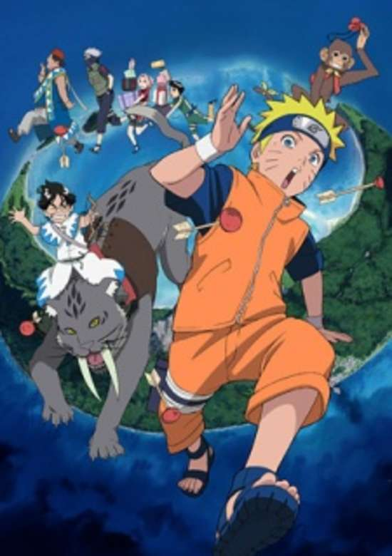 Naruto: Movie 03: Guardians of the Crescent Moon Kingdom