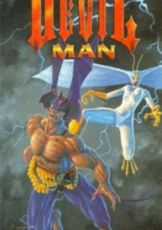 Devilman The Demon Bird