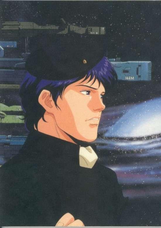 Ginga Eiyuu Densetsu Gaiden (1999)