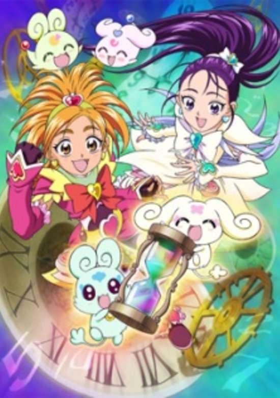 Futari wa Precure: Splash☆Star Movie