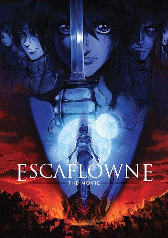 Escaflowne - The Movie