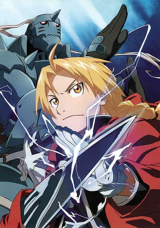 Fullmetal Alchemist: Brotherhood - Social Anime