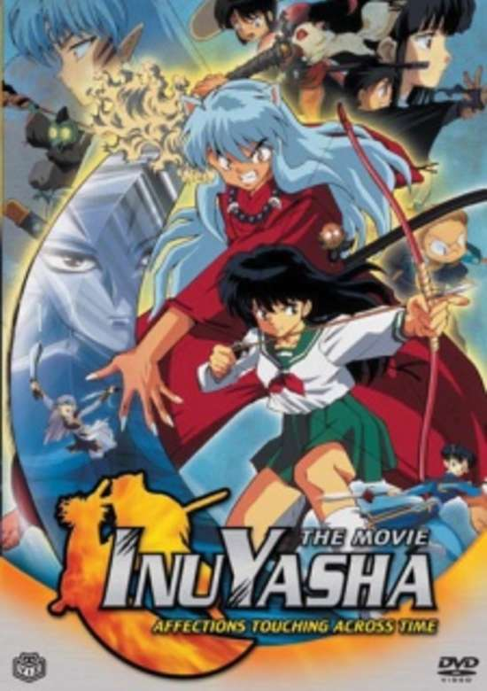 InuYasha Movie 1: Affections Touching Across Time