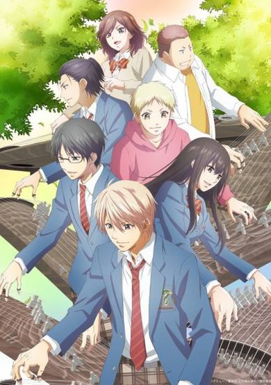 Kono Oto Tomare! 2nd Season انمي