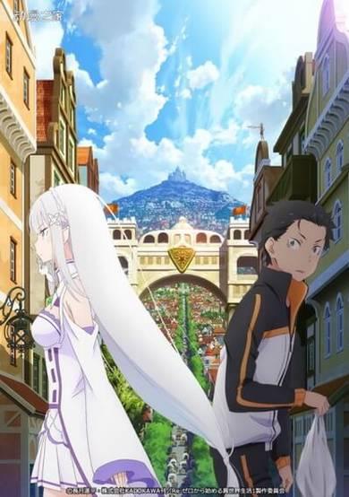 مترجم Re:Zero kara Hajimeru Isekai Seikatsu: Shin Henshuu-ban انمي