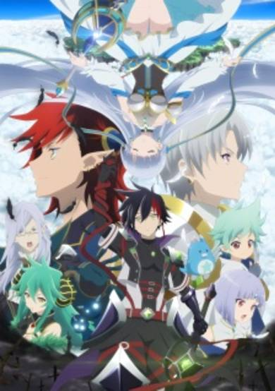 Shironeko Project: Zero Chronicle انمي