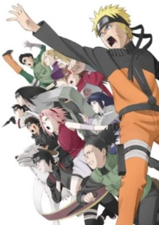Naruto: Shippuuden Movie 3 : Hi no Ishi wo Tsugu Mono
