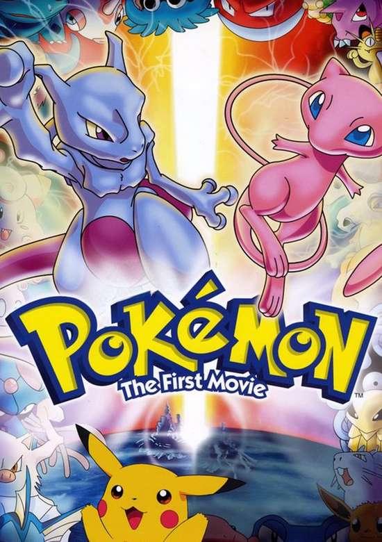 Pokemon Movie 1