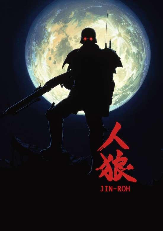 Jin-Roh The Wolf Brigade
