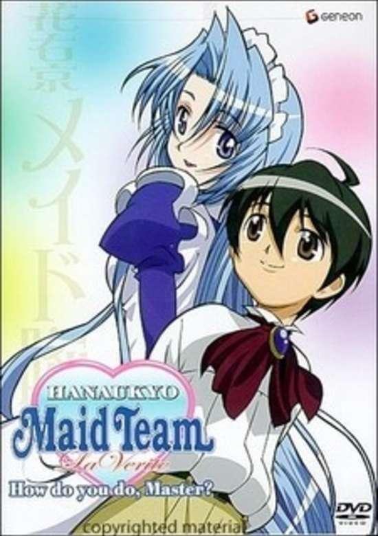 Hanaukyo Maid Team