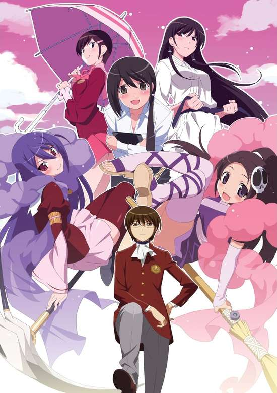 The World God Only Knows II انمي