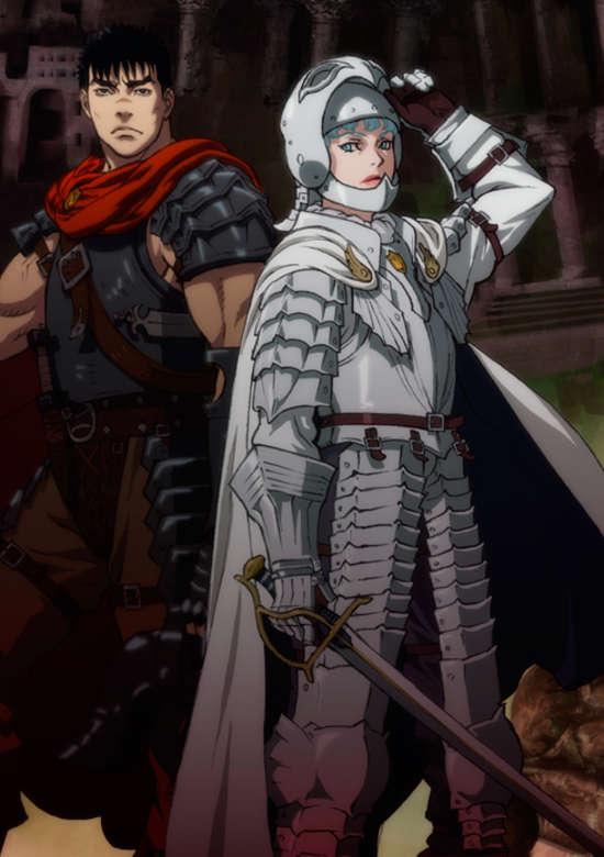 Berserk: Golden Age Arc I - The Egg of the King