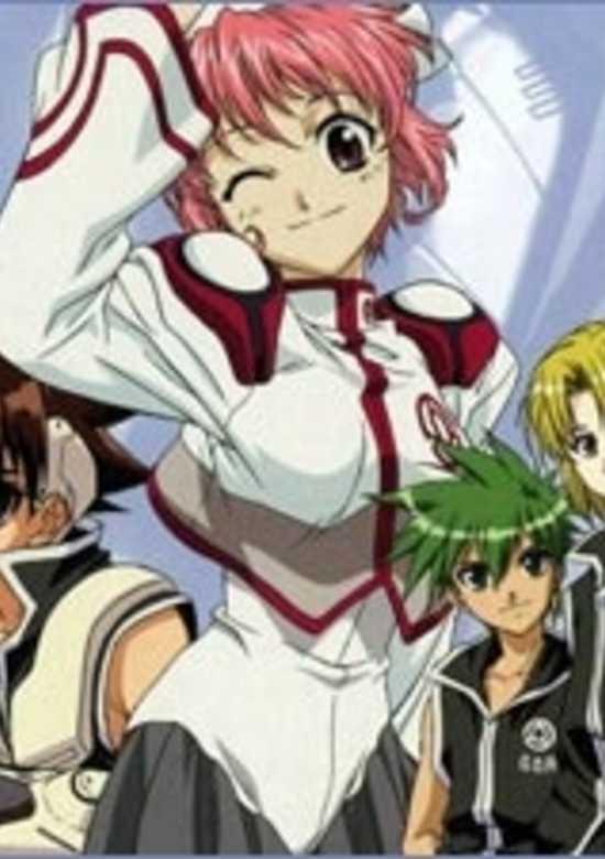 Candidate For Goddess OVA