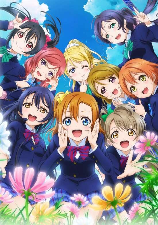 Love Live! School Idol Project 2nd Season ile ilgili görsel sonucu