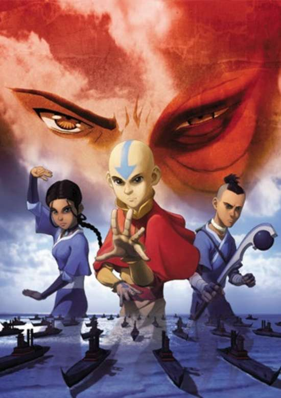 Avatar: The Last Airbender: Book 1 - Water