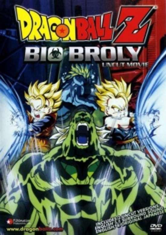 Dragon Ball Z Movie 11 – Bio-Broly