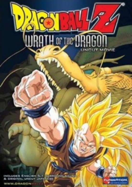 Dragon Ball Z Movie 13 – Wrath of the Dragon
