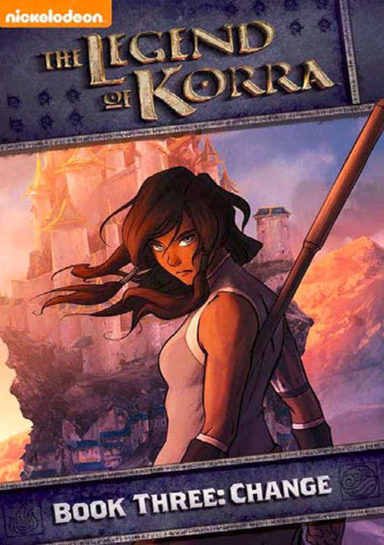 Avatar: The Legend of Korra Book 3: Change