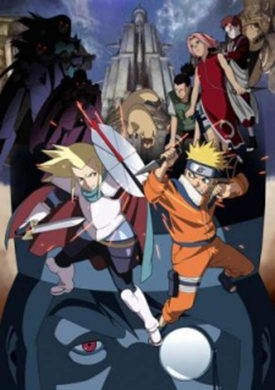 Naruto: Movie 02: Legend of the Stone of Gelel