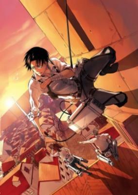 Attack on Titan: No Regrets | Kitsu